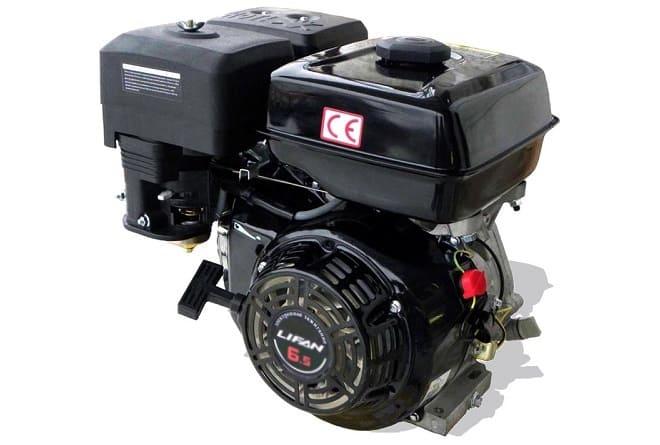 Двигатель мощностью 6,5 л. с.