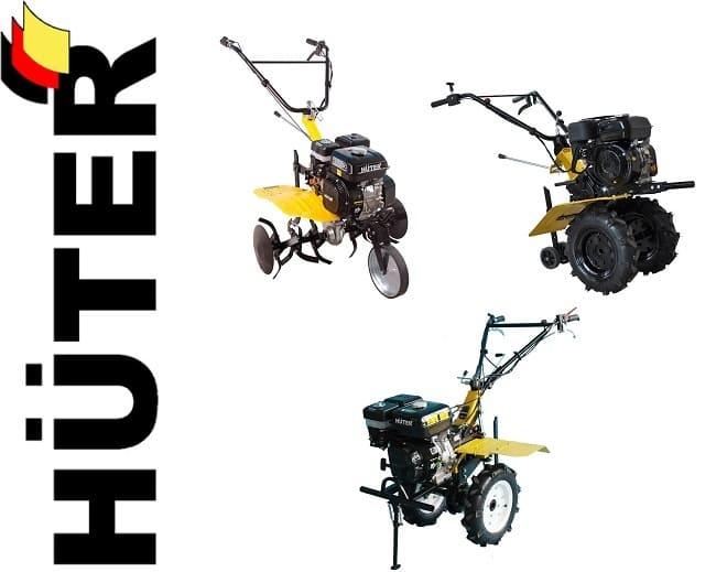Логотип Huter
