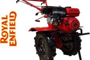 Современный и многофункциональный мотоблок Enifield Titan MK1000