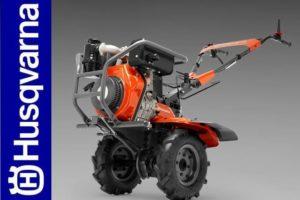 Покупать ли мотоблок Husqvarna TF-338 и 434