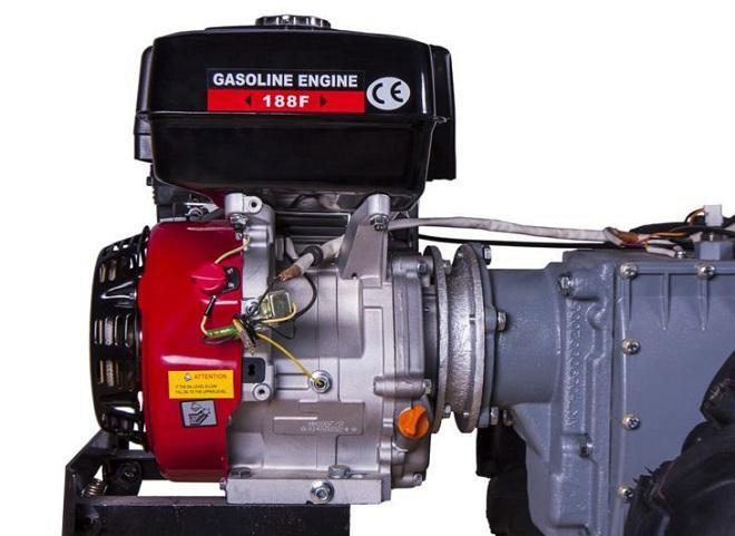 Двигатель Weima 188F