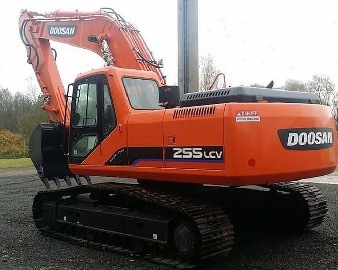Экскаватор Doosan 225lLC-V