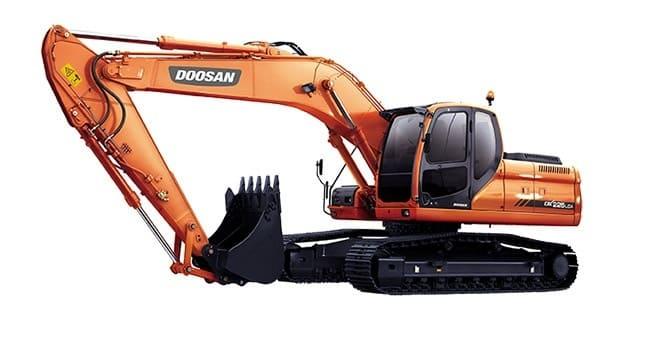 Экскаватор Doosan DX225LCA