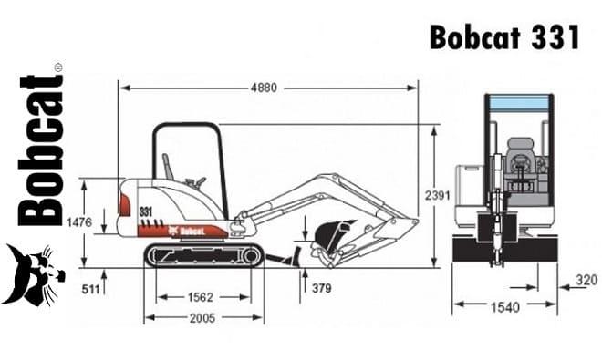 Логотип Бобкэт