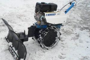 Как сделать отвал или лопату для снега на мотоблок своими руками: чертежи, видео