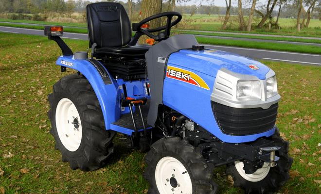 Легкий трактор