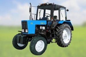 Характеристики и устройство универсального трактора МТЗ-80