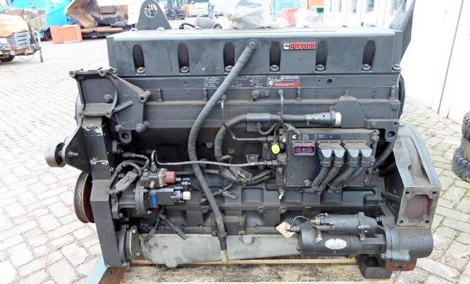Двигатель Кумминс