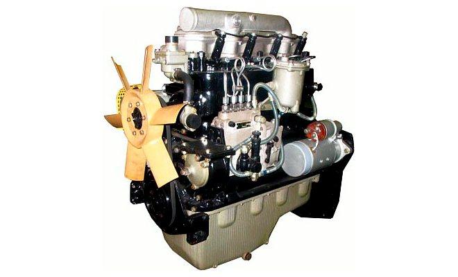 Двигатель Д-242-71