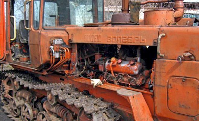 Двигатель ДТ-175