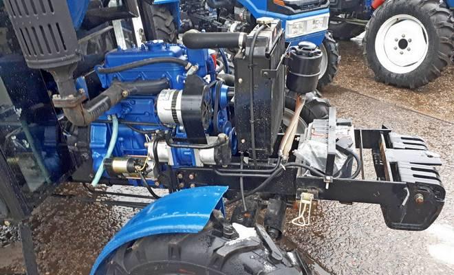 Двигатель Русич