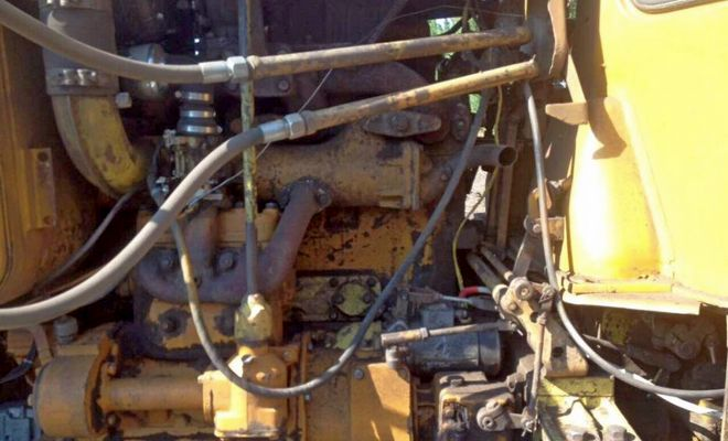 Двигатель Т-130