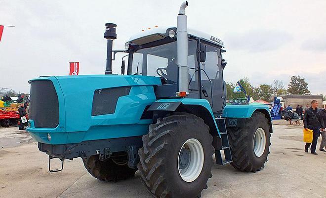 Экологичный трактор