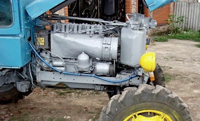 Фары Т-40