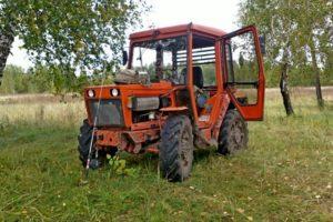 Обзор универсального трактора Кировец К-20