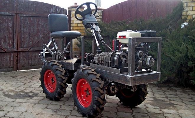 Колеса с трактора
