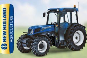 Обзор популярных моделей тракторов Нью Холланд