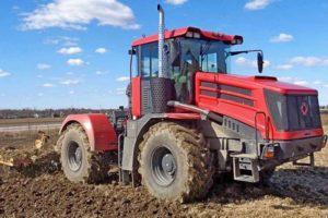 Чем хороши технические характеристики трактора Кировец К-424
