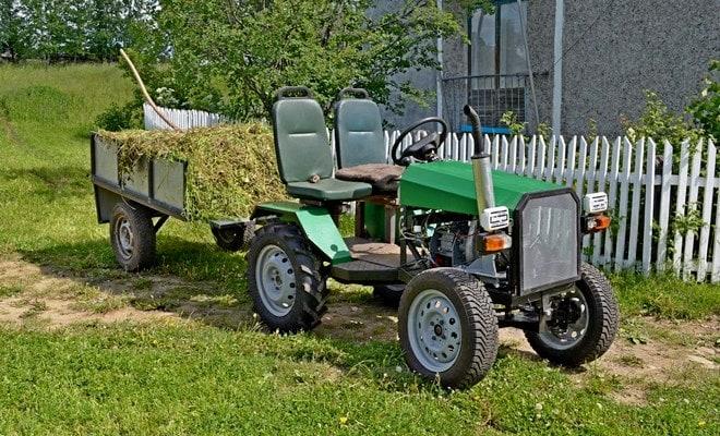 Как сделать кран на трактор своими руками фото 543