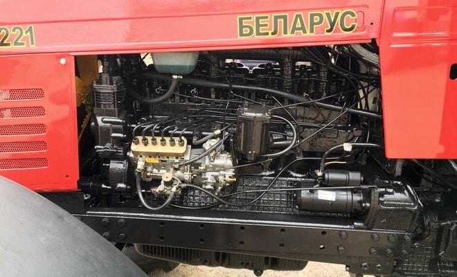 Мотор 1221