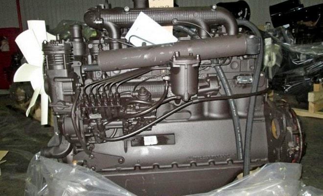 Мотор 1523