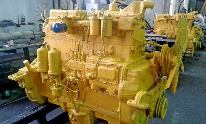Мотор Д-180
