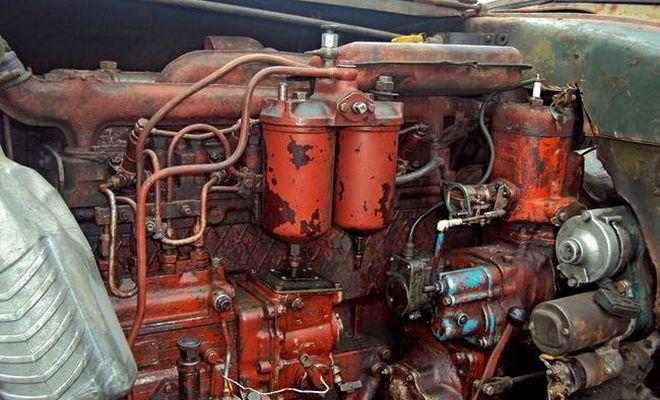 Мотор ДТ-75