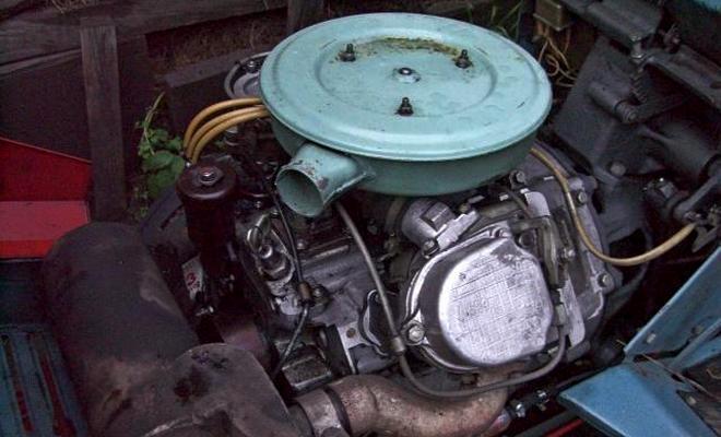 Мотор КМЗ