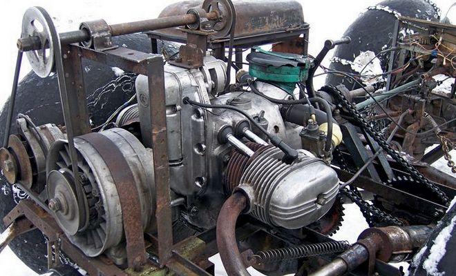 Мотор Урал