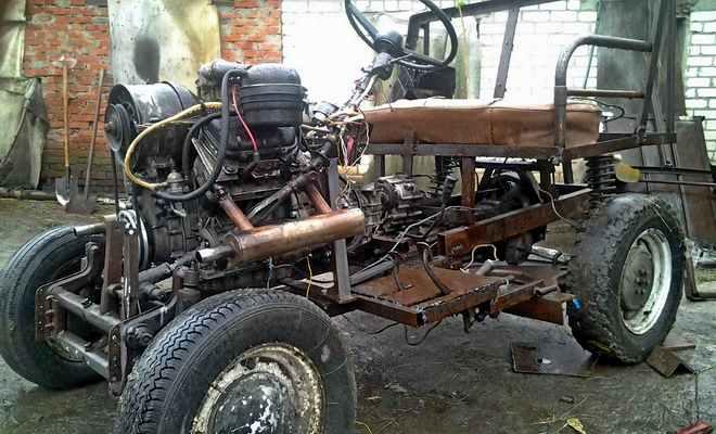 Мотор ЗАЗ