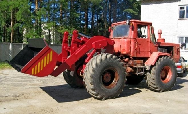 Навесное оборудование Т-150