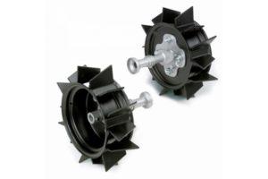 Выбор колес для мотоблока и замена своими руками