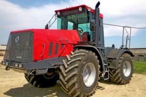 Технические характеристики трактора Кировец К-744 и сравнение с аналогом К-714