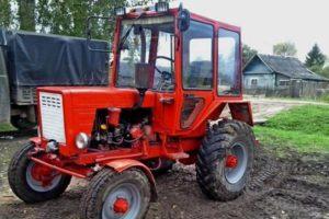 Какой тюнинг трактора Т-25 можно сделать своими руками