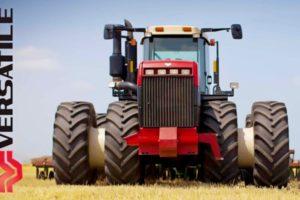 Обзор популярных моделей тракторов Versatile