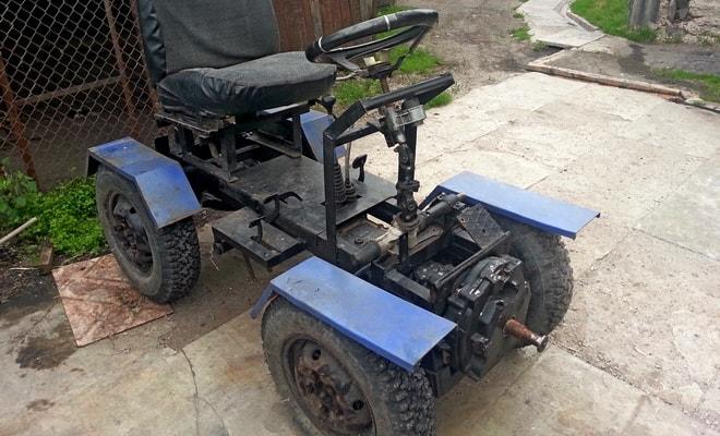 Рулевое управление и колеса