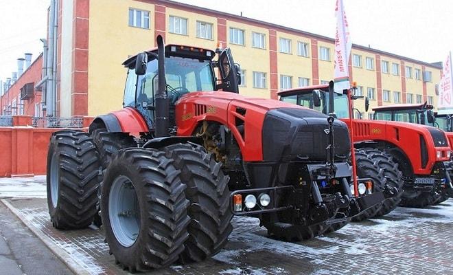 Самый мощный трактор