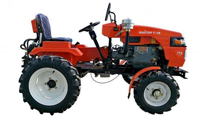 Сельхоз трактор