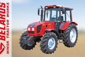 Большой обзор модельного ряда тракторов МТЗ