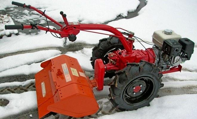 Снегоочиститель МТЗ