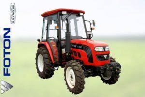 Какой из китайских тракторов Фотон не стоит рассматривать для покупки