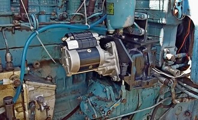 Стартер ПД-10