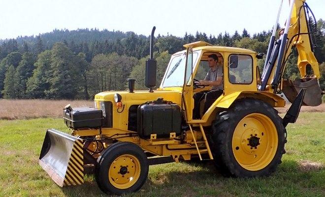 Трактор 2621