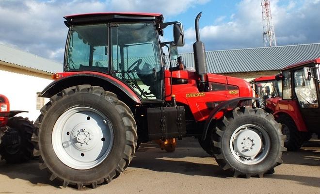 Трактор качественный