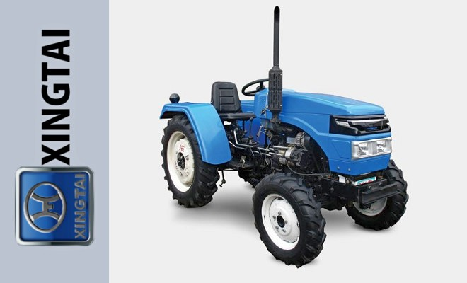 Трактор китайский