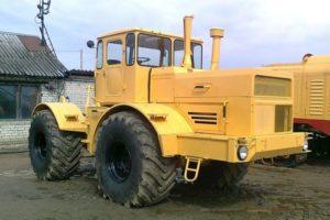 Технические характеристики и обзор трактора Кировец К-700
