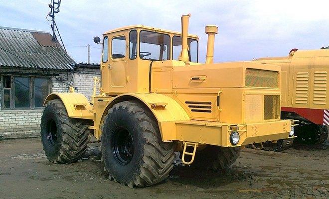 Трактор многофункциональный