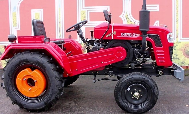 Трактор Шифенг 240
