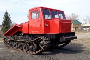 Обзор и технические характеристики трелевочного трактора ТТ-4