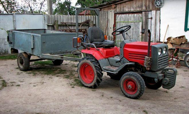 Трактор тягового класса